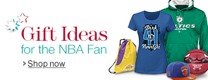 Gift Ideas for the NBA Fan