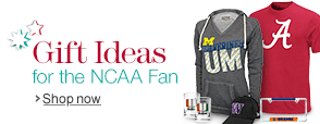 Gift Ideas for the NCAA Fan