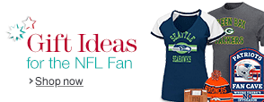 Gift Ideas for the NFL Fan