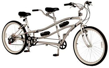 Kent Dual Drive Tandem Comfort Bike | Amazon.com: Outdoor
