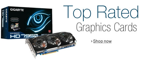 Top Rated Graphics Cards