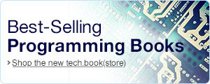 Shop Programming Books in the new tech.book(store)