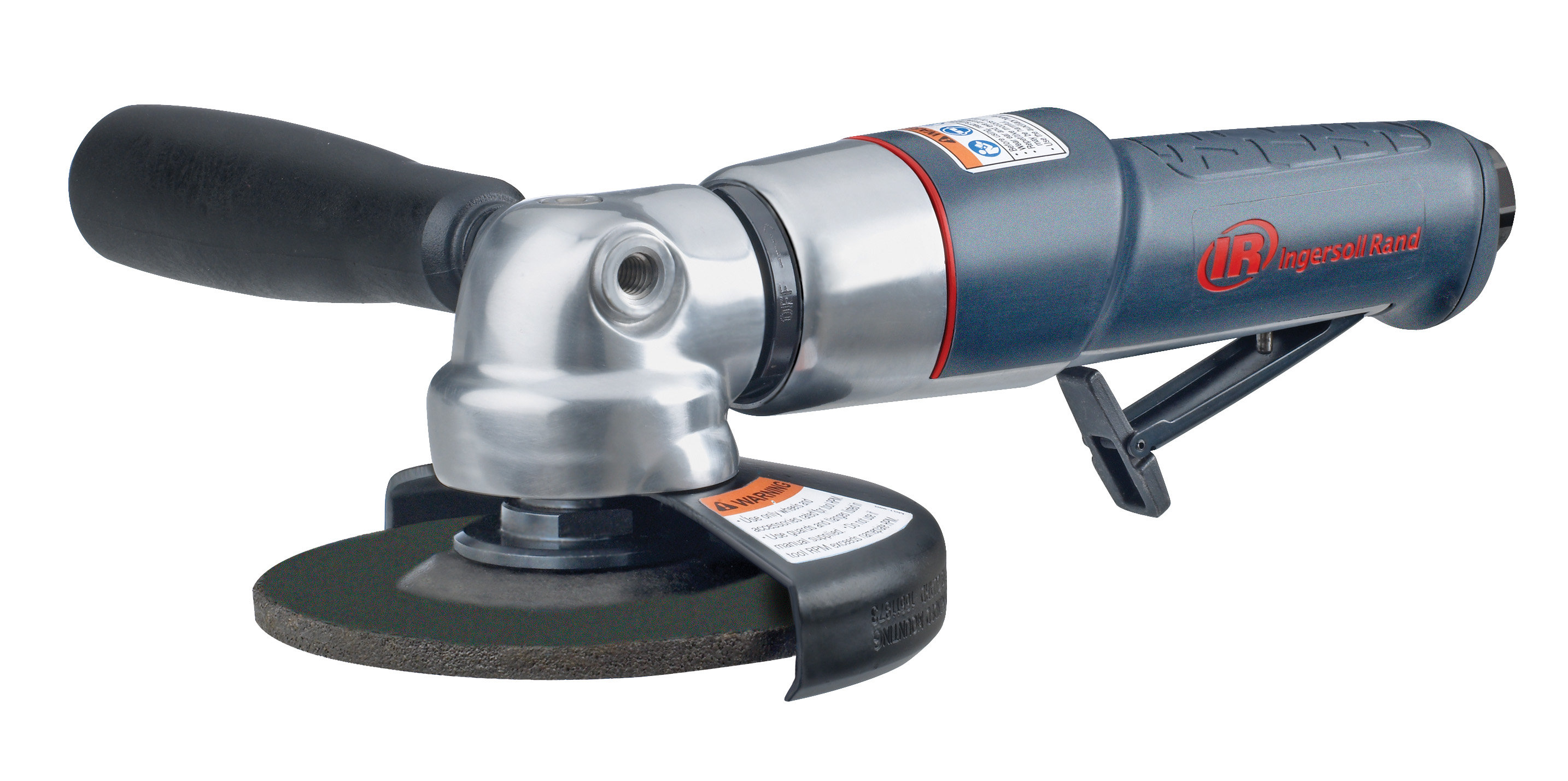 Ingersoll Rand 3445MAX 4-1/2-Inch Air Angle Grinder