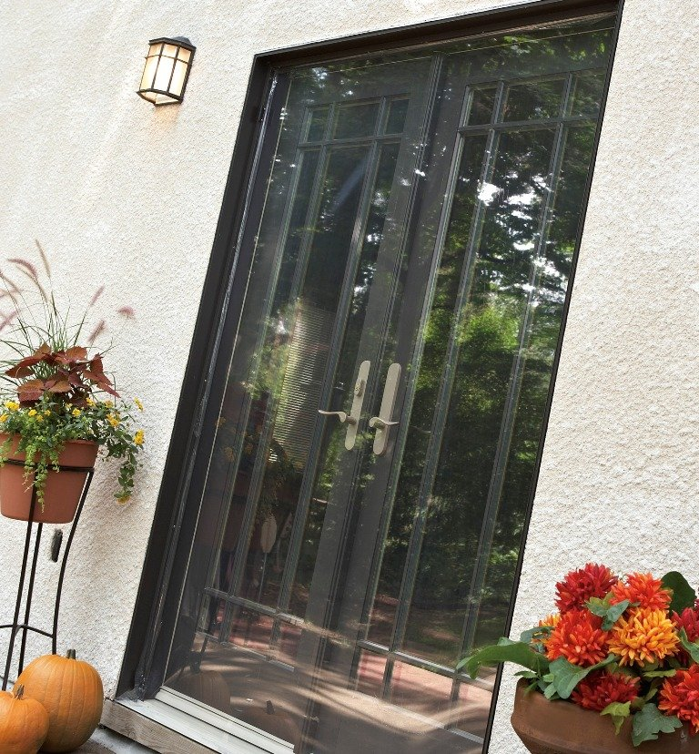 Insulating Patio Doors For Winter 3m Indoor Insulator Kit Window Home Winter Energy Saver