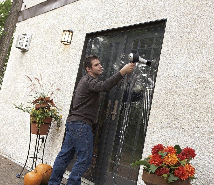 3m Outdoor Window Insulator Kit 2 Window
