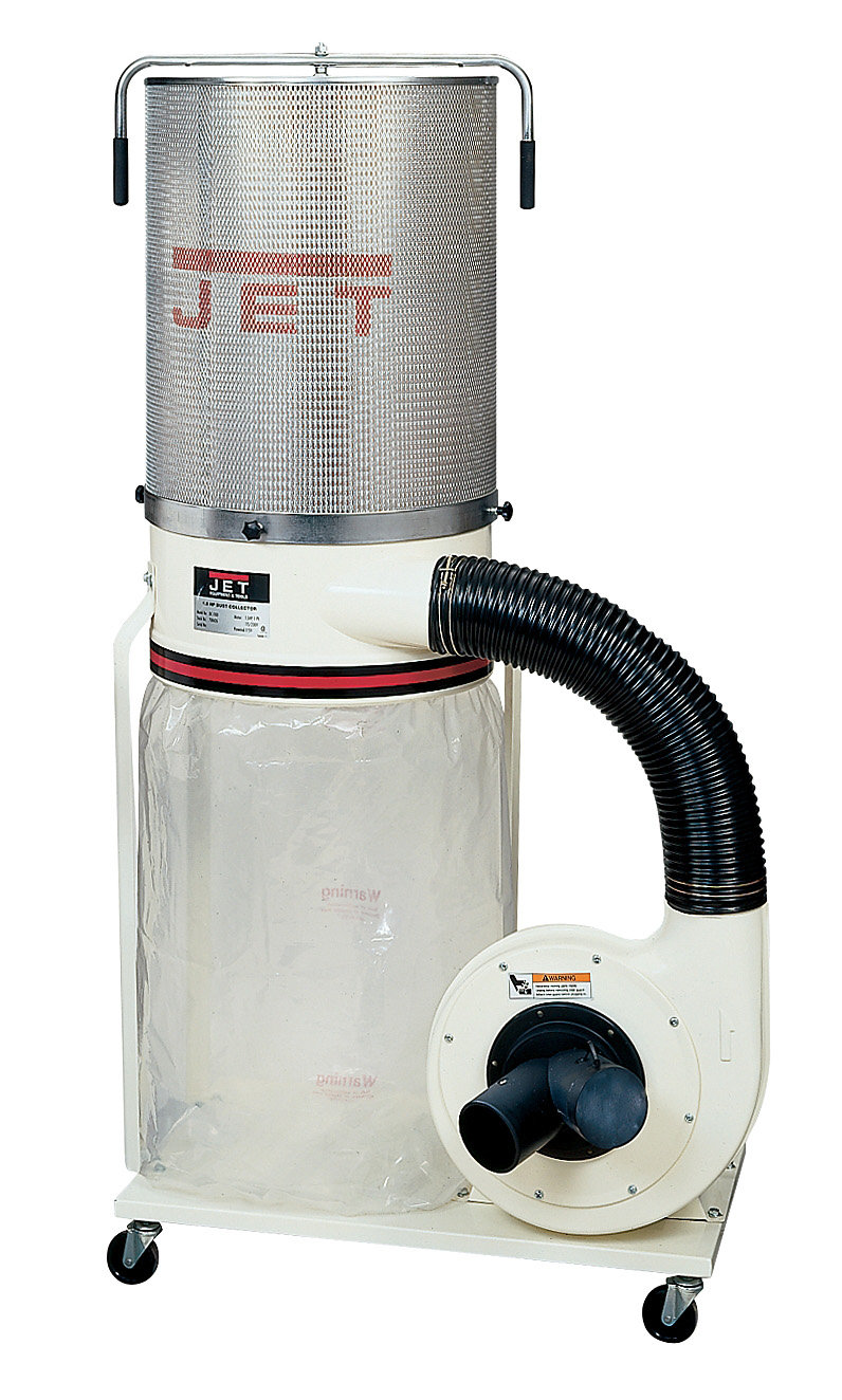 Jet Dc 1100vx Ck Dust Collector 1 5hp 1ph 115 230 Volt 2