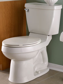 Champion 4 Elongated Combination two-piece toilet