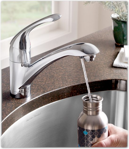 American Standard Streaming Single Lever Kitchen Filter Faucet With Streaming