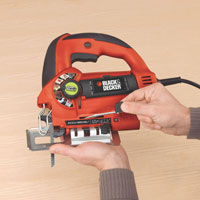 Black & Decker JS660 jig sawr