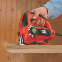 Black & Decker JS660 jig saw