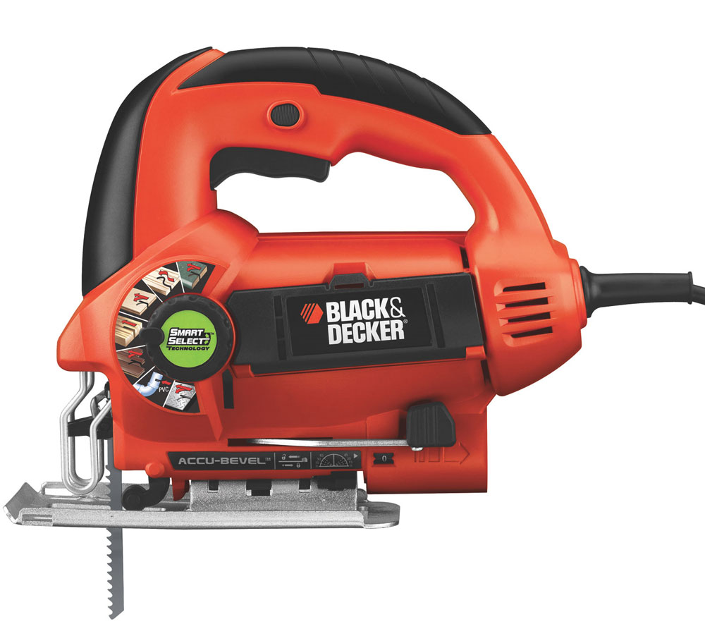 Black and Decker Jig Saw with Smart Select Dial JS660 NEW ...