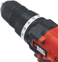 Black & Decker LDX172C 7.2-volt drill/driver