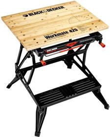Black & Decker WM425 Workmate 425 portable workbench