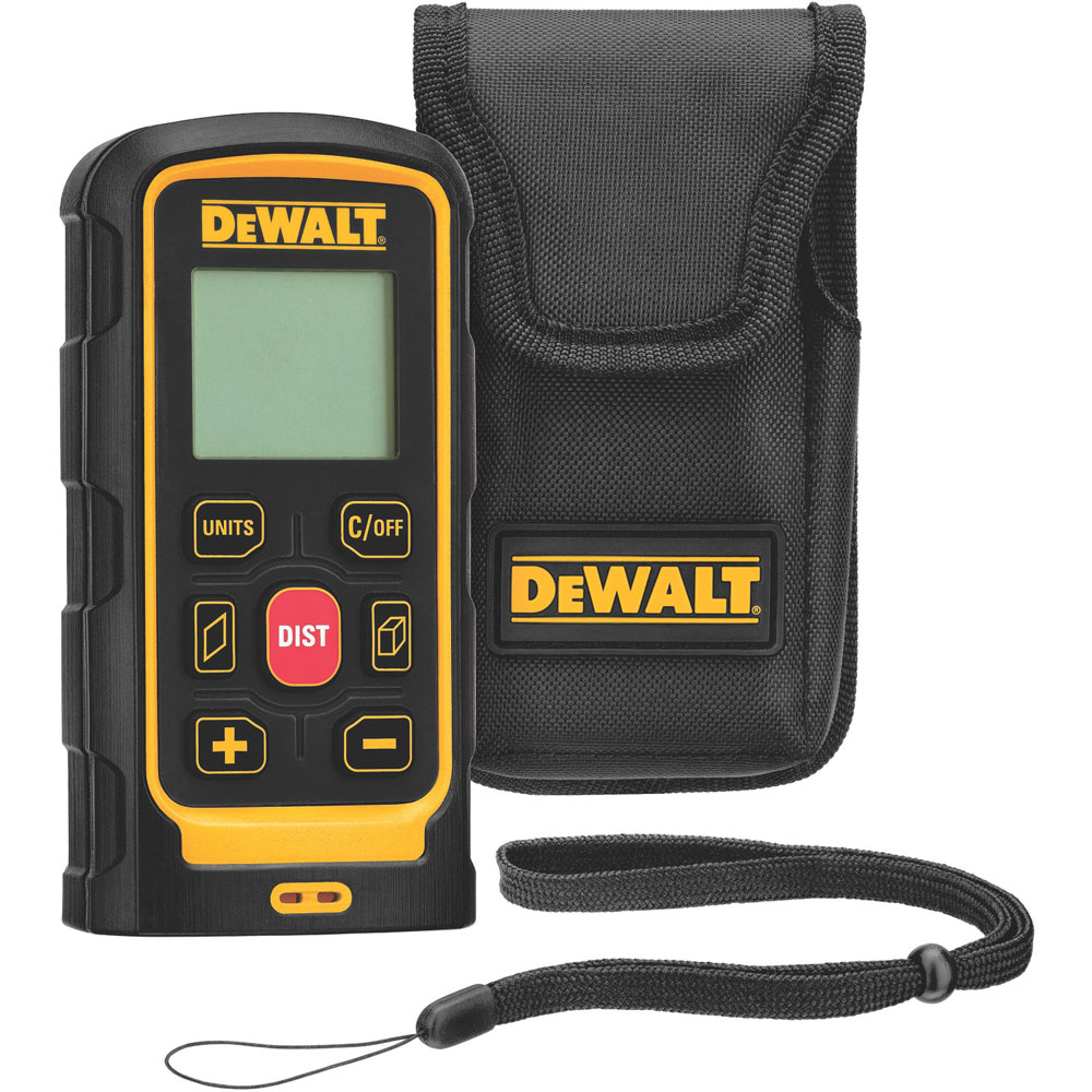 dewalt laser distance measurer ebay. Black Bedroom Furniture Sets. Home Design Ideas