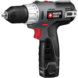 PC 120DDC 2 web Cheap Porter Cable PCL120DDC 2 12 Volt Max Compact Lithium Ion 3/8 Inch Drill/Driver