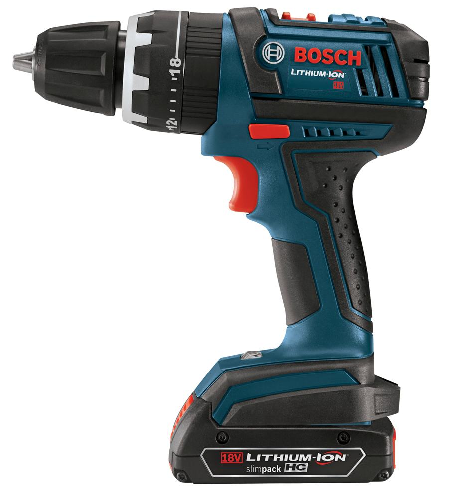 bosch cordless electricl kit 18v lithium ion 2 batteries charger drill hds181 02 346423532 ebay. Black Bedroom Furniture Sets. Home Design Ideas