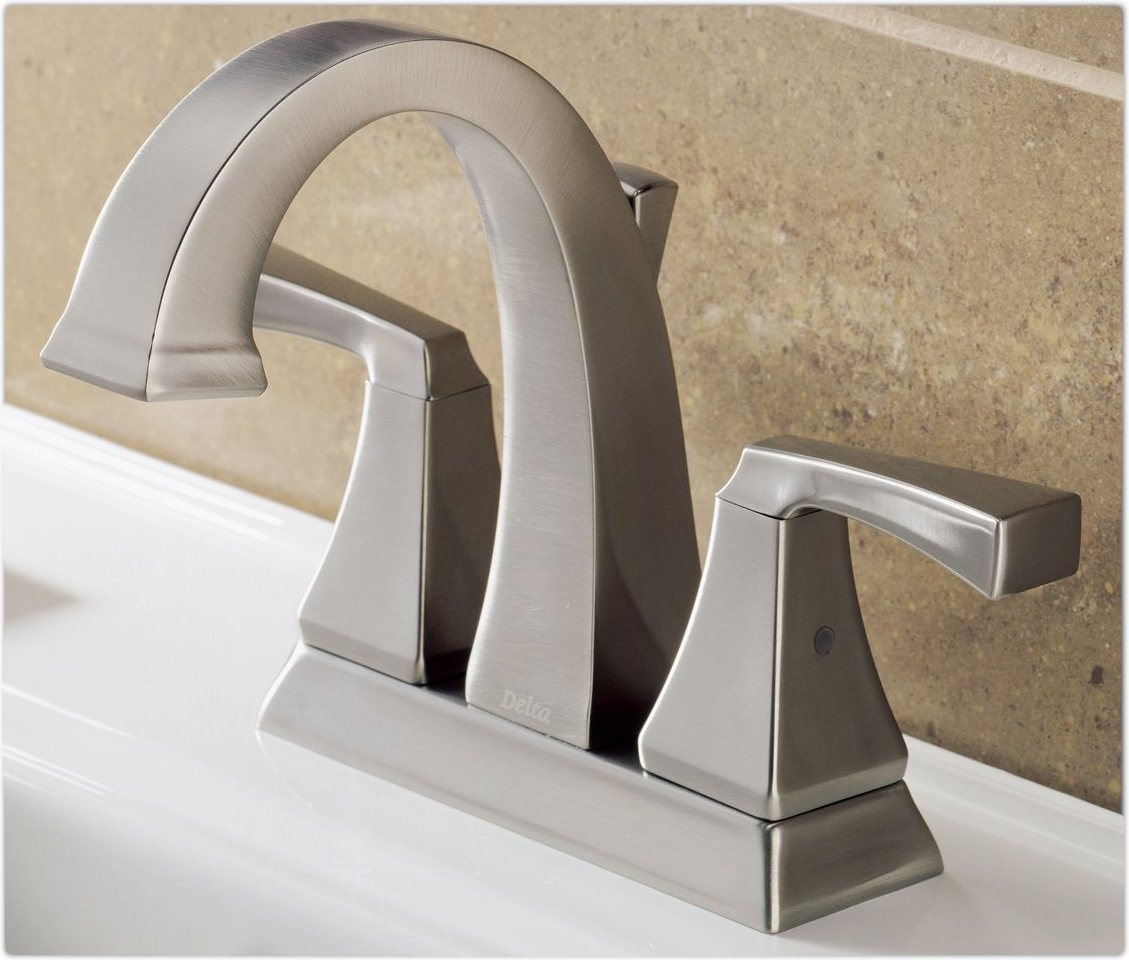 Cool Delta Bathroom Faucets Chrome Scroll Handle 61 With Delta Bathroom
