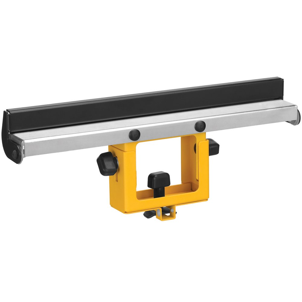 DEWALT DW7029 Wide Miter Saw Stand Material Support and Stop - Miter