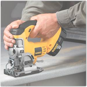 dewalt DC330B main sm Dewalt Cordless Jig Saw Review