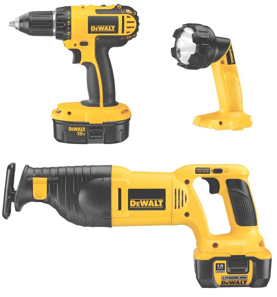 Dewalt Dc970k 2 18 Volt Drilldriver Kit Review together with 272053286811 in addition S 1025196 besides B0015VT2HA further Sale Dewalt18 V Lithium Ion Battery Pack. on de walt 18 volt drill driver