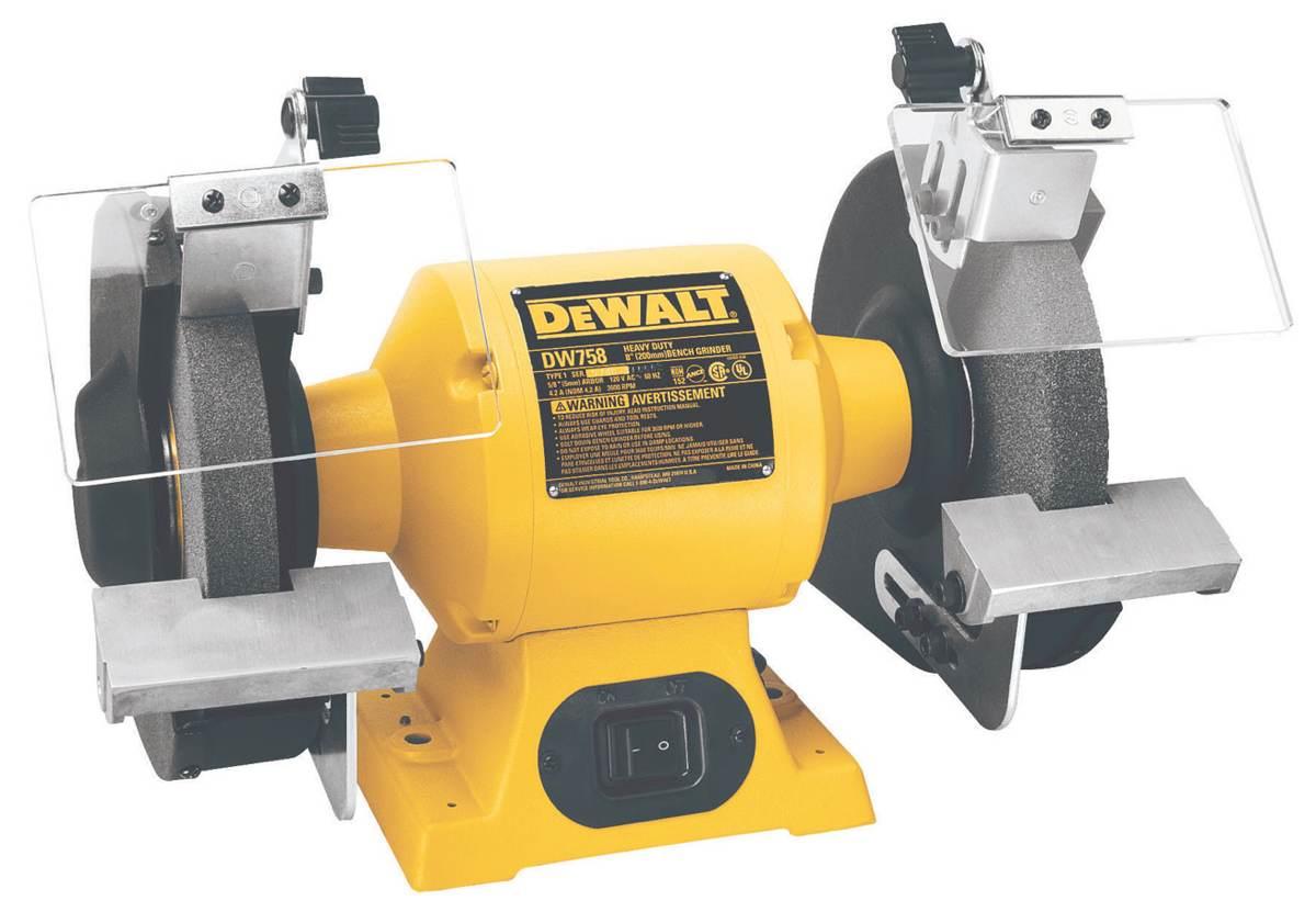 Dewalt Table Saw Stand With Wheels DEWALT DW756 6-Inch Bench Grinder - Power Bench Grinders - Amazon.com