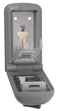 KeySafe P500 open