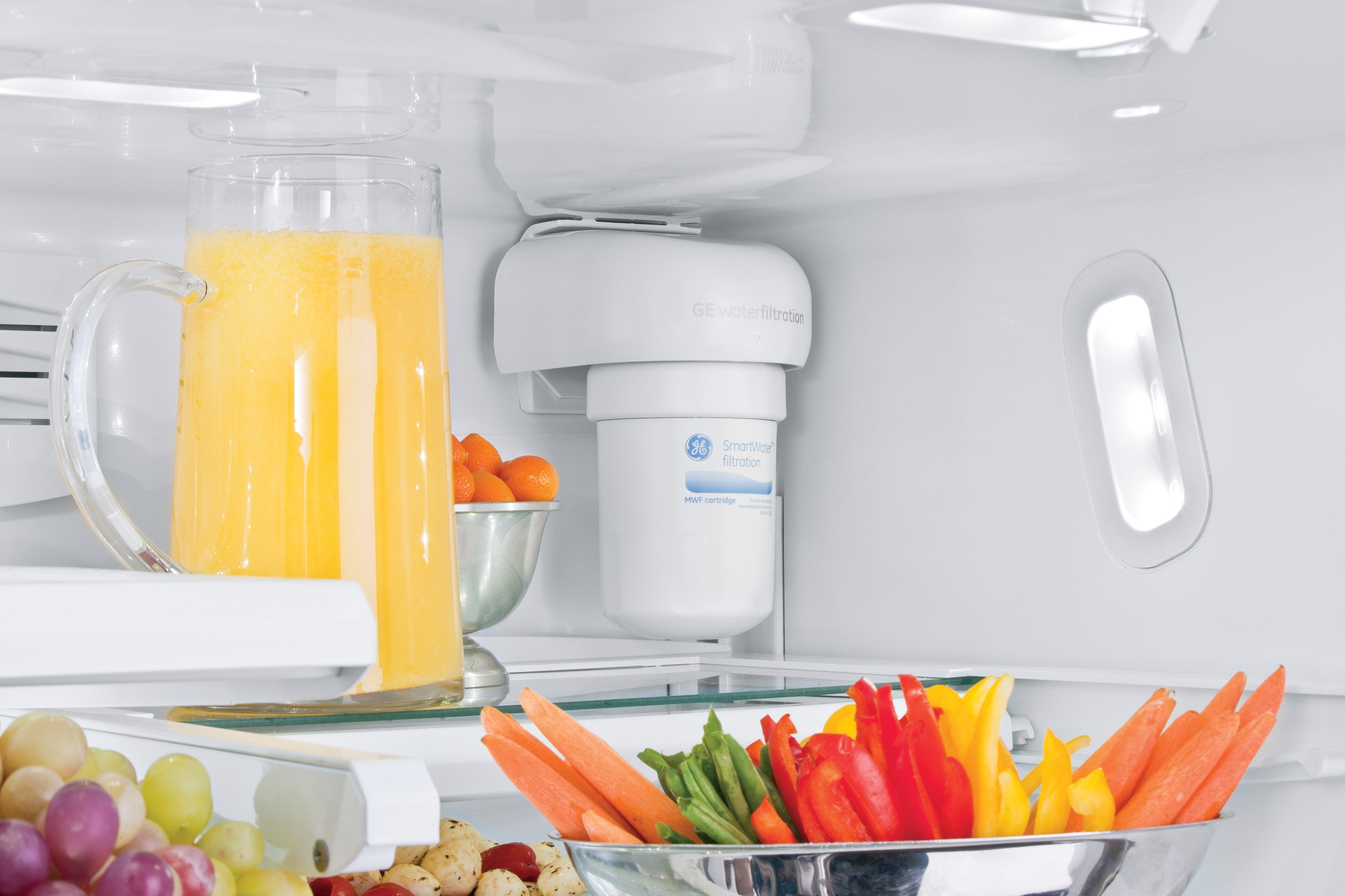 GE's NSF-certified MWF replacement refrigerator water filter should be ...