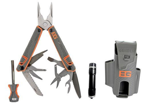 Ultimate Survival Pack tools