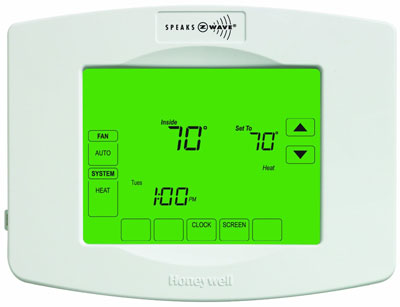 honeywell 7 day programmable touchscreen thermostat manual
