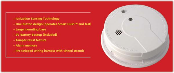kidde smoke alarm instructions