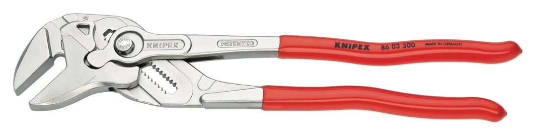 knipex 86 03 300 sba pliers wrench slip joint pliers. Black Bedroom Furniture Sets. Home Design Ideas
