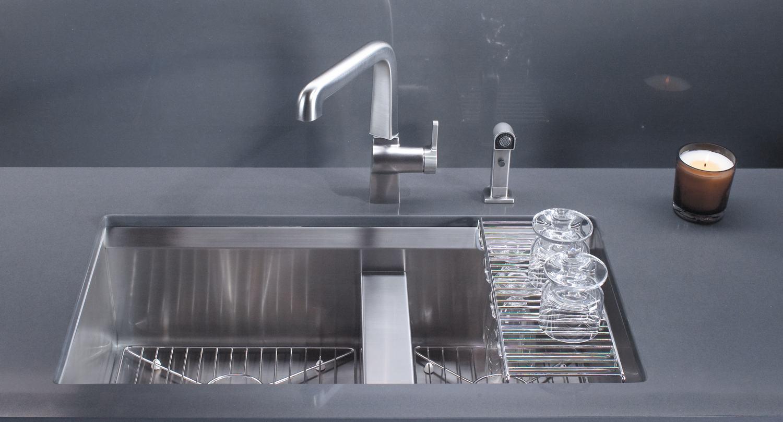 Kohler Kitchen Sink Basin Racks