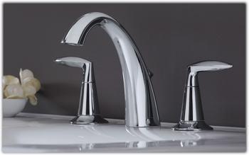 Kohler K 45102 4 Cp Alteo Widespread Lavatory Faucet Polished Chrome Makita Lxfd01cw2504
