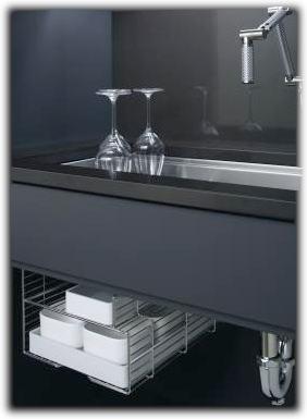 KOHLER K-3761-NA Stages 45-Inch Stainless Steel Kitchen Sink for ...