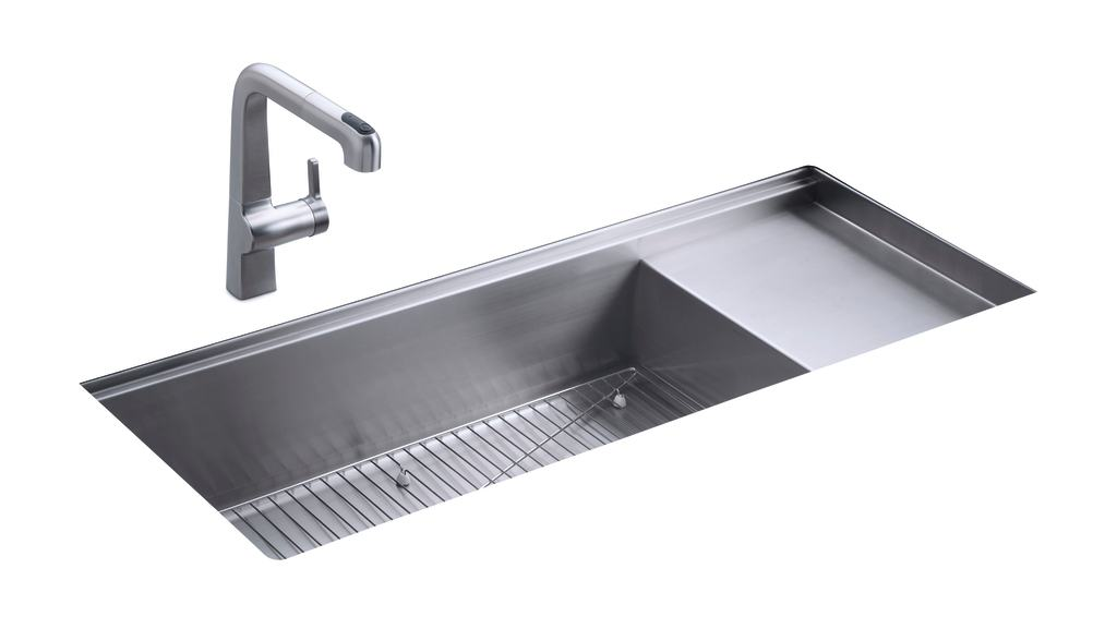 Amazon Com Kohler K 3761 Na Stages 45 Inch Stainless