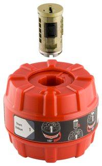Reset cylinder