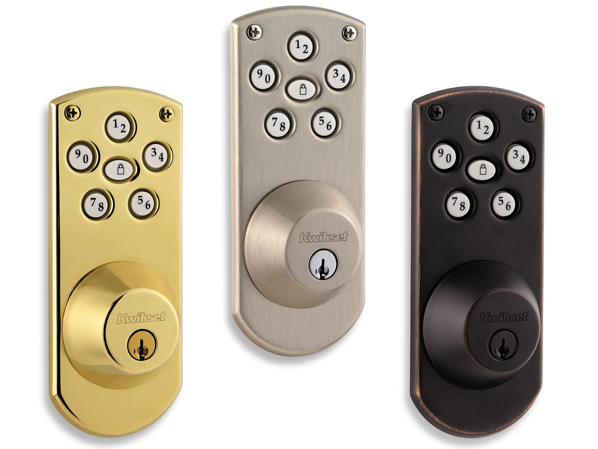 Keyless Entry Locks Kwikset Upcomingcarshq Com