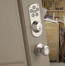 Powerbolt deadbolt with SmartKey