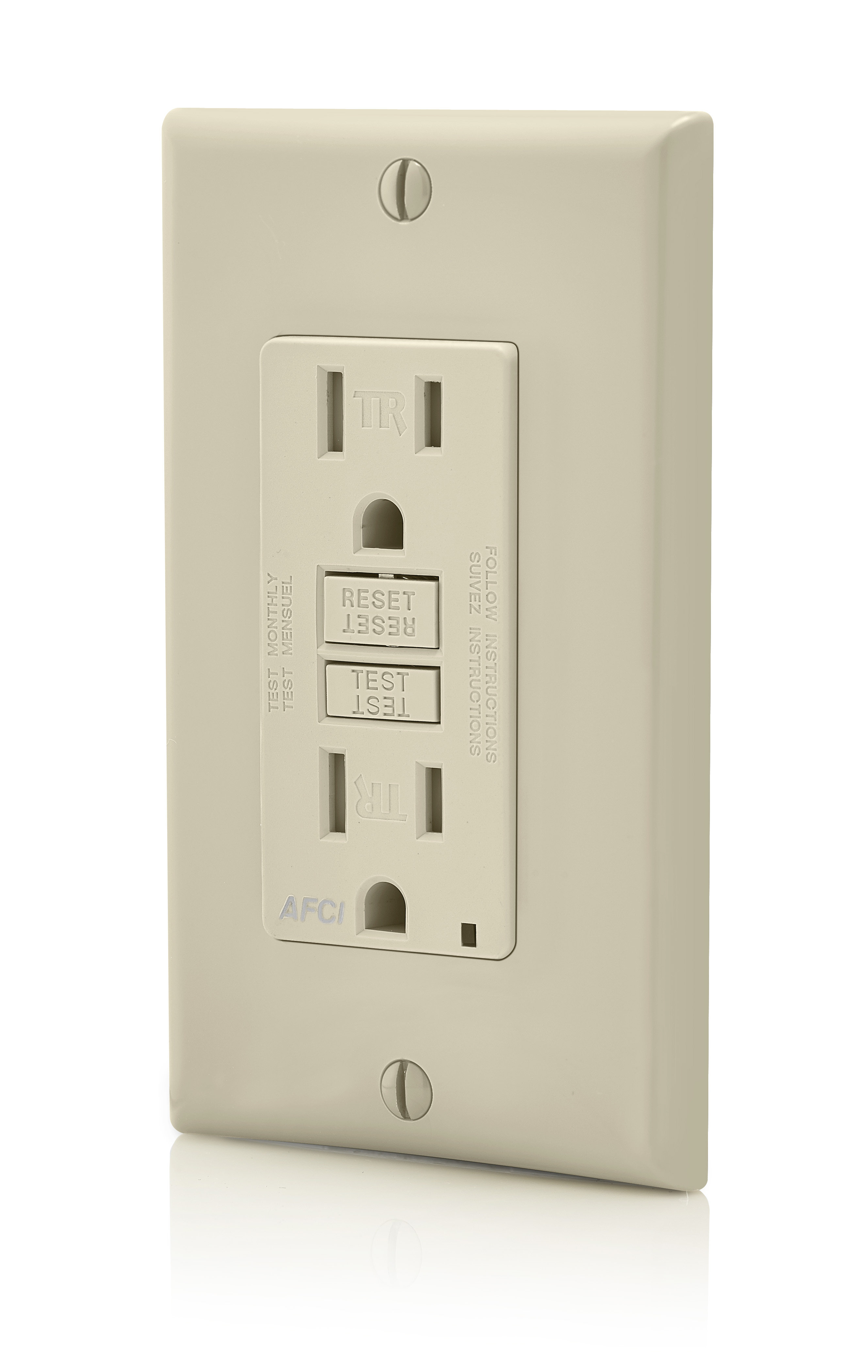arc fault receptacle wiring with B00agyt6za on 536135 Wiring Kitchen Counter Outlets additionally Leviton Unveils Smartlockpro Dual Function Afci Gfci Receptacle 18386 besides Iec Symbol Reference moreover Arc Fault Circuit Interrupter Afci Receptacles 513 moreover 2418.