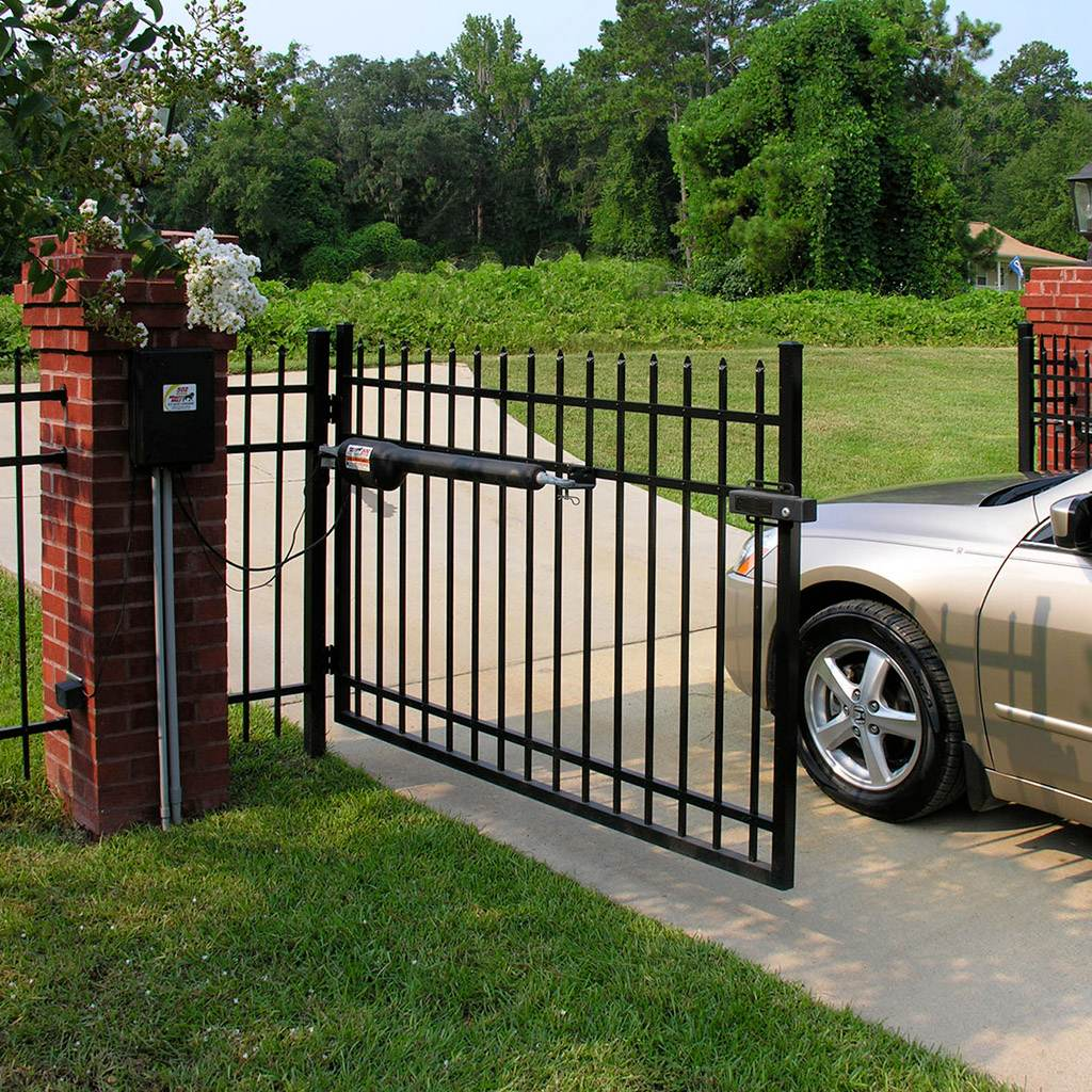 gate opener install mighty mule gate opener. Black Bedroom Furniture Sets. Home Design Ideas