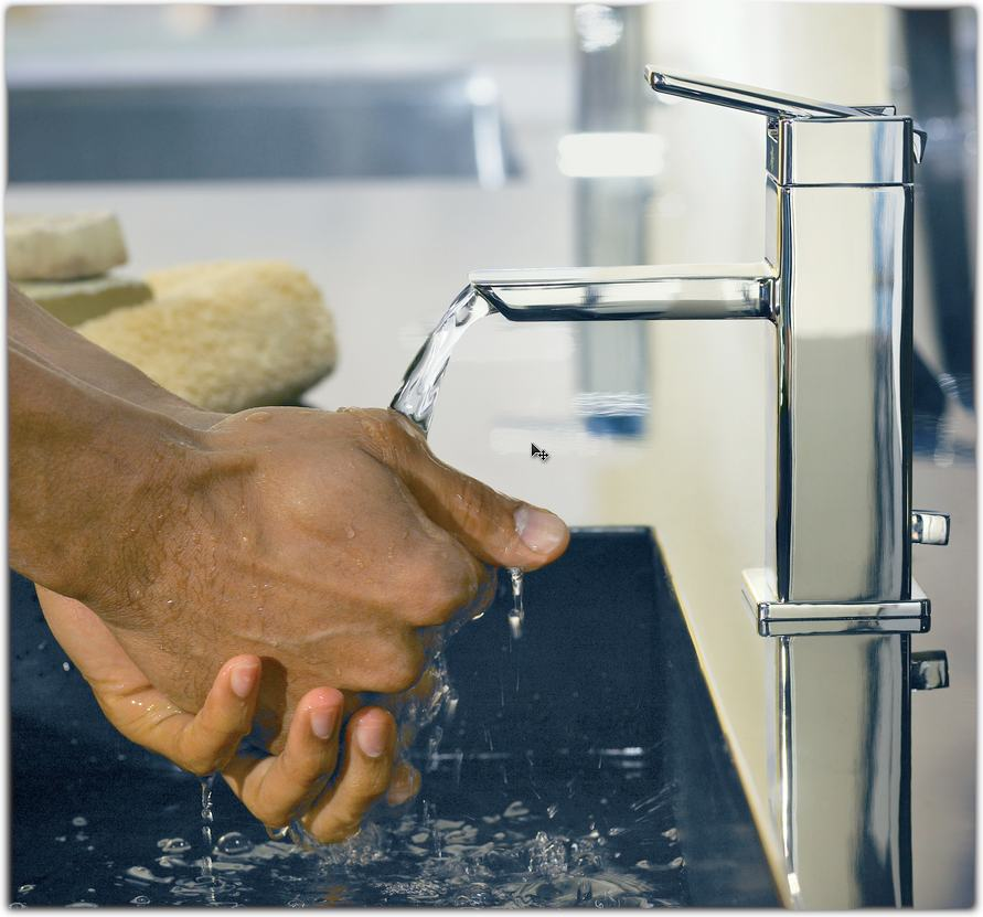 Moen S6700 90-Degree One-Handle Low Arc Bathroom Faucet
