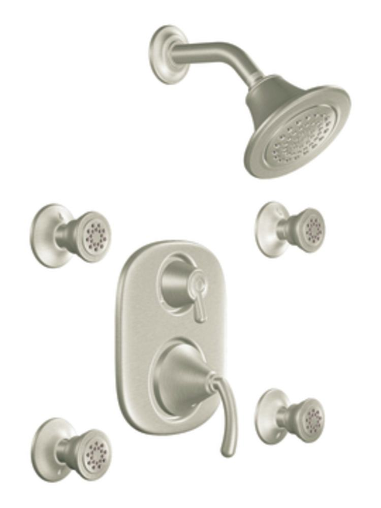 Moen TS283BN Icon Moentrol Vertical Spa Trim Kit without