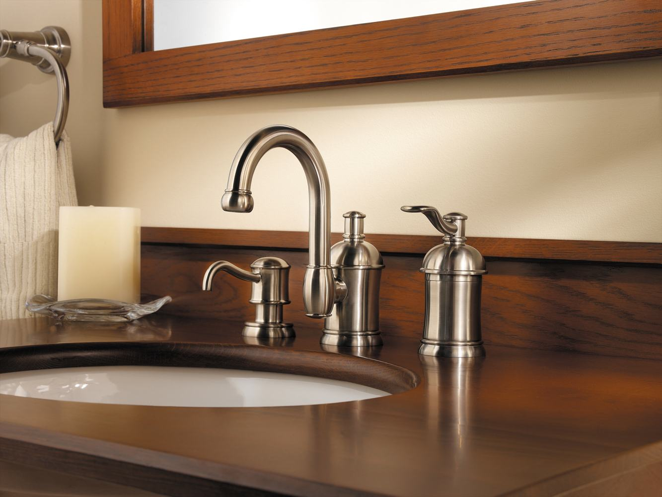 Pfister Amherst 1 Handle 8 Quot Widespread Bathroom Faucet