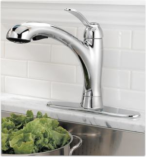 Clairmont stainless sink