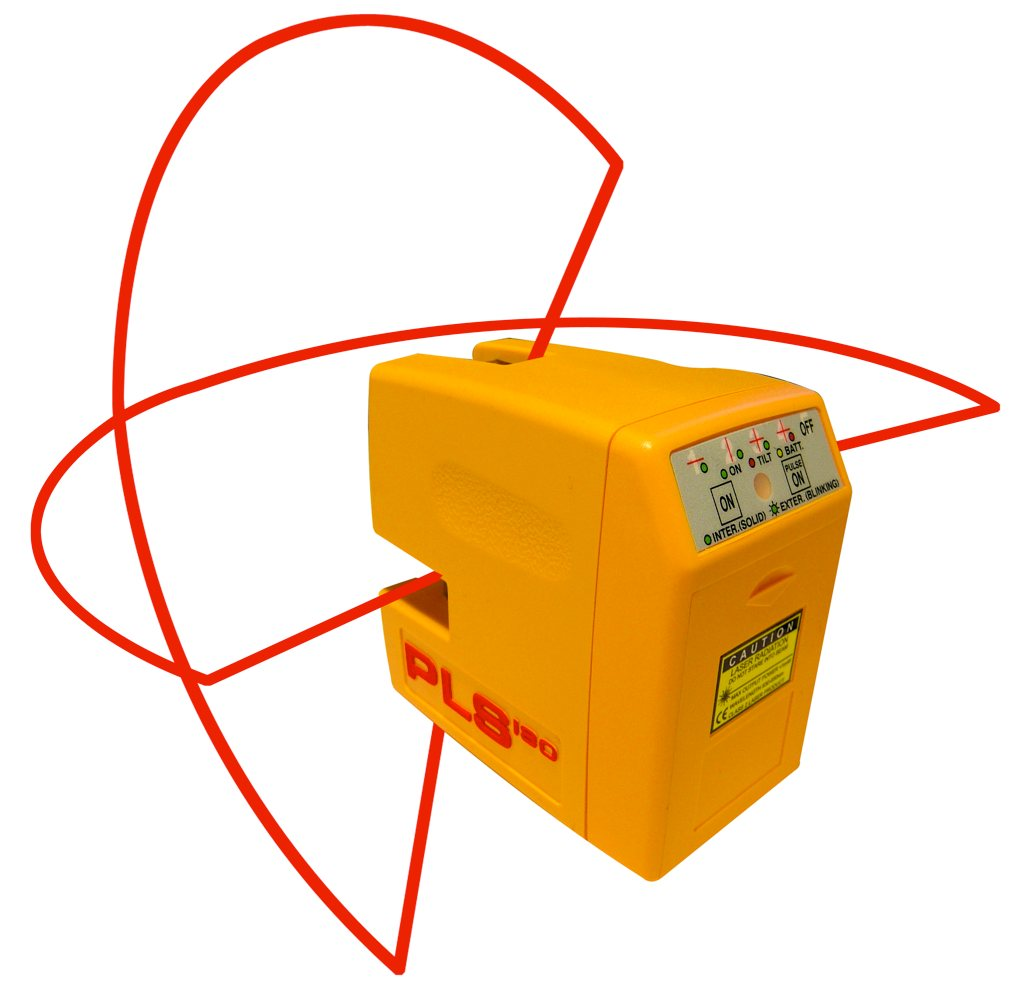 Pls Laser Pls 60521 Pls180 Laser Level Tool Yellow Line