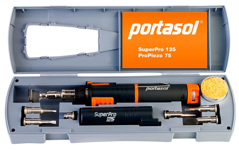 portasol superpro 125 instructions
