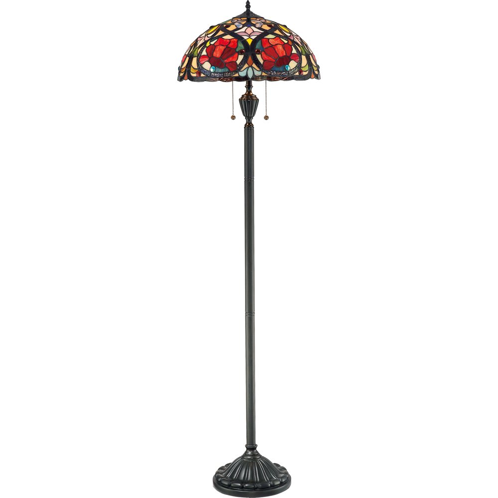tiffany floor lamps lamps shades lamps light. Black Bedroom Furniture Sets. Home Design Ideas