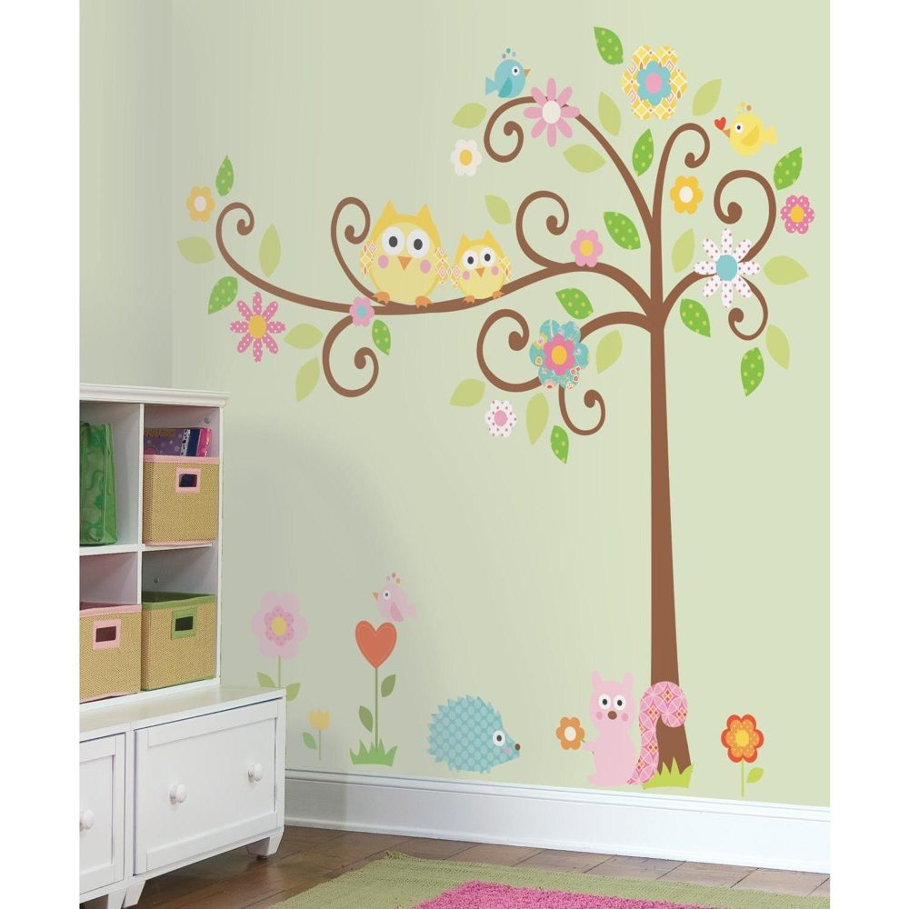 roommates rmk1439slm scroll tree peel amp stick wall decal share facebook twitter pinterest currently unavailable we