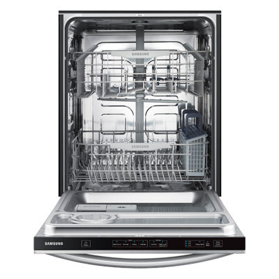 how to clean inside of dishwasher stainless