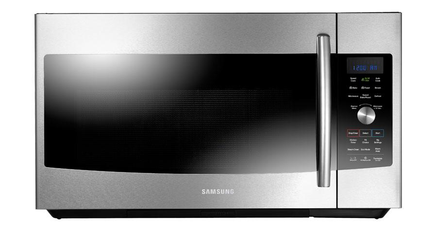 Samsung Countertop Convection Microwave Oven : Samsung convection microwave does quadruple duty as a convection oven ...